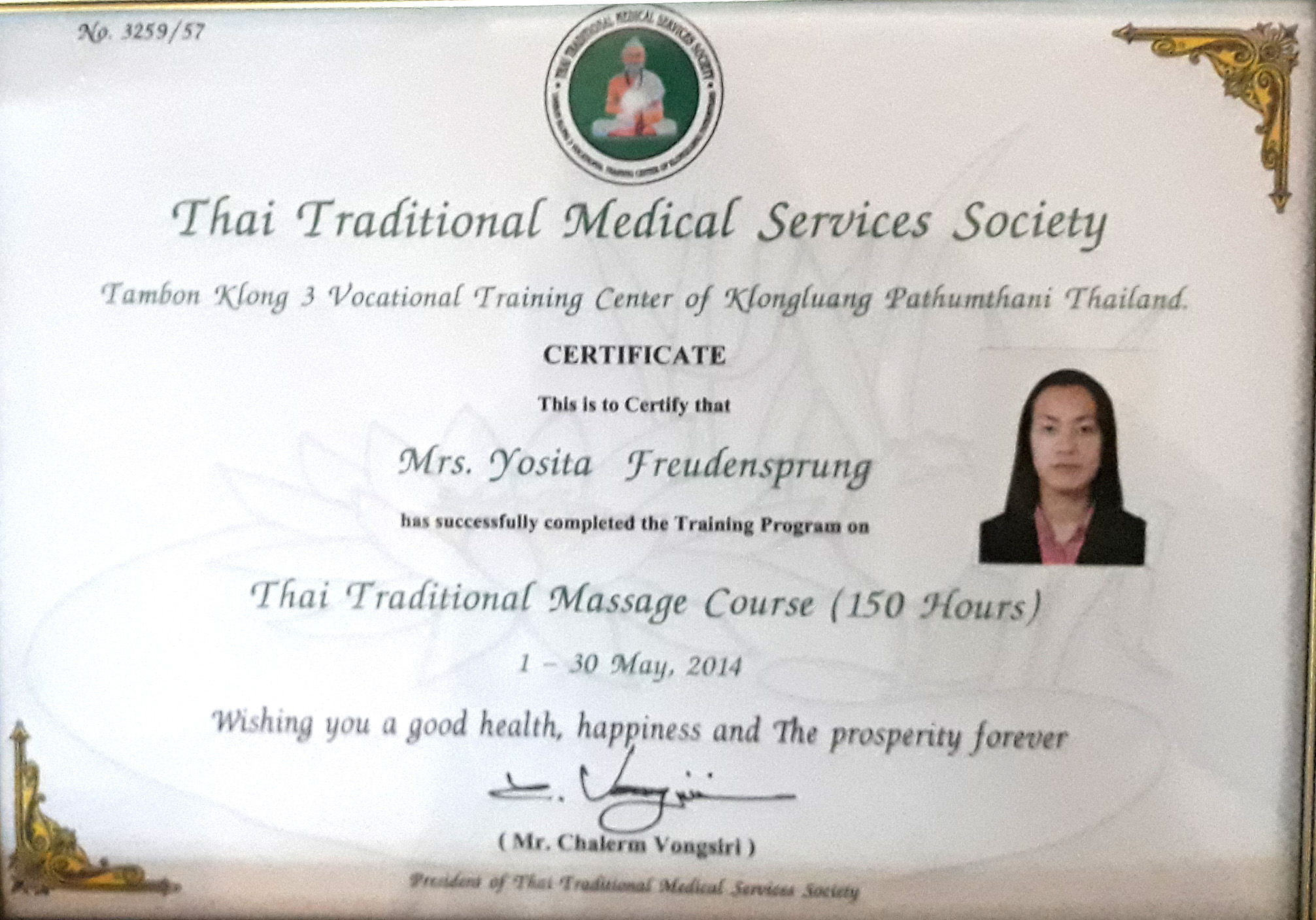 Thai massage graz